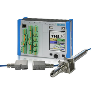 NivusFlow 600 Flow Meter
